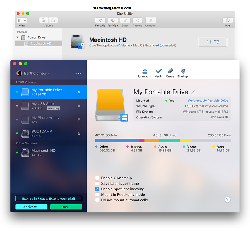 paragon ntfs cracked for mac