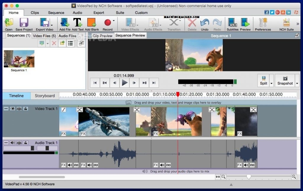 videopad video editor free download for windows 10